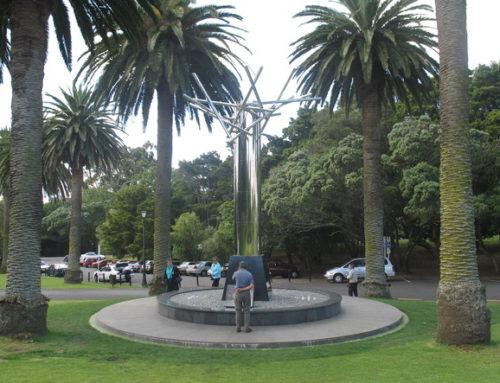 Millennium Tree Sculpture